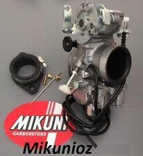 Mikuni Carb TM40-6 40mm Flatslide Pumper Basic Kit Yamaha SR XT TT 500
