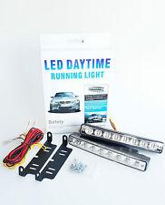 DRL LED Tagfahrlicht E Prüfzeichen u. Blinkfunktion für AUDI S6 C6 4F Limousine
