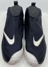 Nike Air Zoom Flight The Glove Black Basketball Shoe 10 Gary Payton