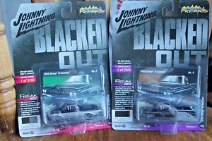 2018 JOHNNY LIGHTNING Street Freaks Release 4 A and B 1959 CHEVY EL CAMINO