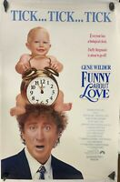 Vintage 90s Original Movie Poster Funny About Love 27x41 Rolled One Sheet