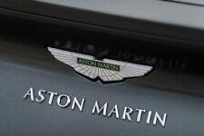 Genuine Aston Martin Rear Script Badge OEM JY53001B40AA / Jy53-001b40-aa