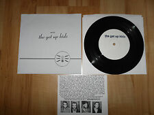 "THE GET UP KIDS ""Shorty/The Breathing Method"" 7""-Vinyl *RAR* 90s Emo Braid"