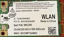 New listing Used Intel model Wm3945abg Mow1 802.11 A/B/G Mini Pcie Wlan card