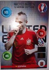 Fußball-Saison 2016 Einzelstück Trading Cards Spanien