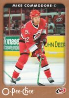 2006-07 O-Pee-Chee OPC Hockey Cards Pick From List