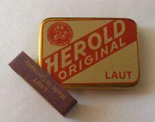 PG375 - Gramophone needles HEROLD BOX SCATOLINA CON PUNTINE grammofono Sigillata