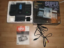 Console NEC PC Engine SUPERGRAFX Super Grafx