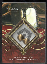 THE TUDORS I, II & III Breygent 2011 Prop Card #TKM MIRROR #30/100 RIVETS (SDCC)