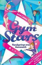 Handsprings Y Deberes (Gimnasio Stars) de Jane Lawes ,Nuevo Libro,Libre Rápido