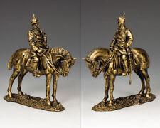 KING & COUNTRY DIORAMA SP084 KAISER WILHELM II MOUNTED BRONZE MIB