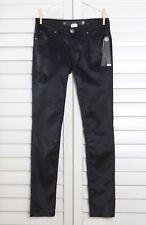 FAITH CONNEXION NWT $169 Velvet Fine Whale Cord New Skinny Jeans Pants Size 27