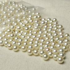 Beautiful Hanadama Wholesale Loose New Akoya White Gold Pearl 7.5-8MM From Japan