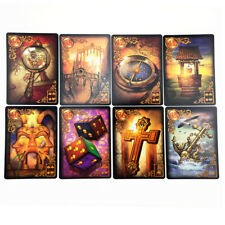 Lesen Schicksal Lenormand Orakelkarten Mysterious Fortune Tarot Kartenspiel