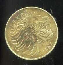 ETHIOPIE  5 cents    1969  ANM  ( bis )