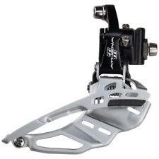 New Campagnolo Athena Triple Front Derailleur B-on for Road Bike,Black
