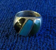 Sterling Silver .925 Ring, Size 7 to 7 1/4