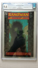 Sandman #8 CGC 9.6 NM+   WHITE  1st Appearance Death