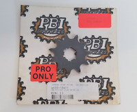 PBI Front Countershaft Sprocket 11T 520 Chain Kawasaki KX125 1994-1995 P0104-11T