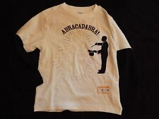 New Gymboree ABRACADABRA! Lion Appears Double Sleeve Tee Top 5 Year Mr. Magician