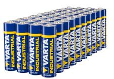 40x Varta Industrial 4003 AAA LR03 MN2400 Micro Batterie 1,5V Ministilo R3