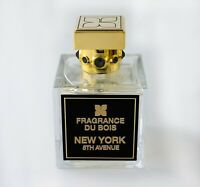 FRAGRANCE DU BOIS - NEW YORK 5TH AVENUE 100ML