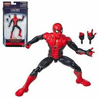 IN STOCK! Spider-Man Marvel Legends 6-Inch Far From Home Spider-Man AF by HASBRO