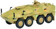 Schuco 452624000 H0 Panzer Boxer Transportpanzer Flecktarn ISAF