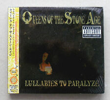 QUEENS OF THE STONE AGE * LULLABIES ... * JAPAN LTD CD/DVD EDITION w/ OBI * HTF!