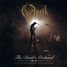 CD • OPETH • 2011 • THE DEVIL'S ORCHARD • LIVE AT ROCK HARD FESTIVAL (Exclusive)