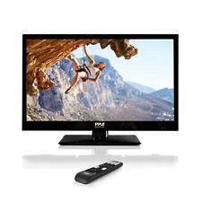 Pyle 23.6-Inch 1080p Ultra HD TV with HDMI, Stereo Speakers, Wall Mount (PTVLED2