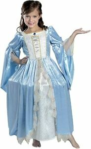 Princess Paradise Becca Costume, Blue Size M, New With Tags