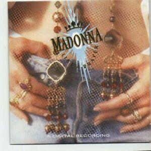 MADONNA : LIKE A PRAYER ♦  Limited Edition Album ♦ CHERISH, EXPRESS YOURSELF