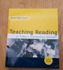 Teaching Reading in Today's Elementary Schools by Sandy H. Smith, Betty D. Roe …