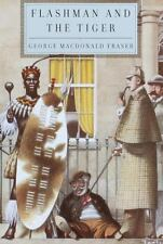 Flashman and the Tiger-ExLibrary