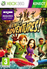 Kinect Adventures ~ XBox 360 Kinect Game (in Great Condition)