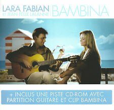 LARA FABIAN et JEAN-FELIX LALANNE - Bambina