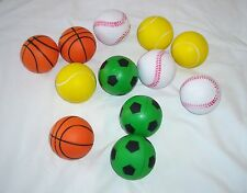 24 pcs Sponge Sport Ball Great for Kids Outdoor Activities Party Favors Supply