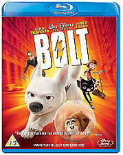 BOLT ON DISNEY BLU RAY - NEW AND SEALED - UK RELEASE