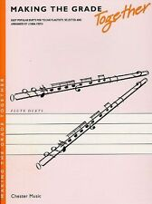 Making The Grade Together: Duets (Flute), New, Chester Music Book