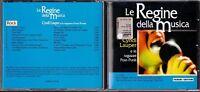 CD 771 LE REGINE DELLA MUSICA CYNDI LAUPER E LE RAGAZZE POST PUNK