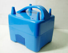 YWBN Electric Balloon Inflator Pump Portable Two Nozzle Color Air Blower.