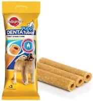 Pedigree Puppy Dental Tubos (3Pcs) x 6 Pack