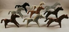 sympa  cheval 1ere génération aux choix  playmobil ( chevaux, western  ) 1809