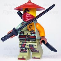 New Ninjago LEGO® Ninja Ronin R.E.X. Bounty Hunter Possession Minifigure 70735