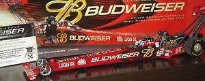 BRANDON BERNSTEIN 2004 BUDWEISER 1/16 MILESTONE DIECAST TOP FUEL DRAGSTER 1/1500