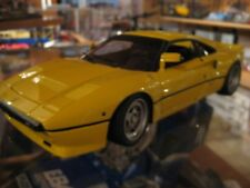 Ferrari 288 GTO Jaune/Yellow 1:18 Hot Wheels Elite absolue RARE!!!