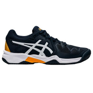 Asics GEL-Resolution 8 GS Junior Tennis Shoes