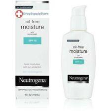 Neutrogena Oil-Free Moisture SPF15 - 4 oz