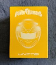 Power Rangers Unite! - Yellow Ranger Figure (2/5) [Loot Crate 2017] NEW/UNOPENED